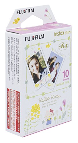Fujifilm Colorfilm Instax Mini Hello Kitty3 WW1 Film weiß