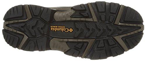 Columbia Herren Bugaboot Plus III Omni-Heat Braun (Mud/Squash 255)