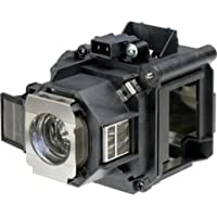 Supermait Ersatz-Projektor-Lampe mit Geh?use 62 f¨¹r EB-G5450WU / EB-G5500 / EB-G5600 / H346A / H351A / PowerLite 4100 / PowerLite Pro G5450WUNL / PowerLite Pro G5550NL