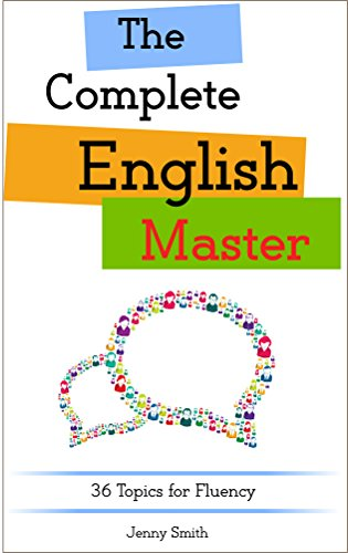 The complete english master 36 topics for fluency master english the complete english master 36 topics for fluency master english in 12 topics book fandeluxe Image collections