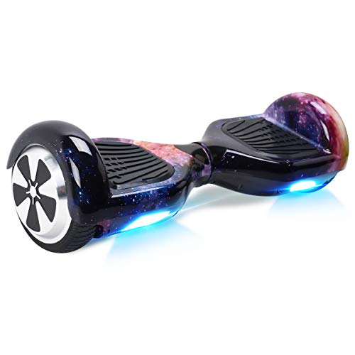 """Hoverboard, 6.5\"""" Self Balance Scooter mit 2 * 350W Motor, LED Lights Elektro Scooter"""