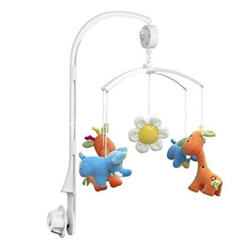 Himolla Baby Musikmobile Bett Bell Spielzeug Musik Box Halter Arm Halterung Mutter Schraube Box Mobil für Babybett / Kinderbett