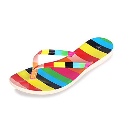 Moda Ballerine Infradito/Indossando Scarpe Pantofole/Peep-toe Scarpe Antiscivolo A