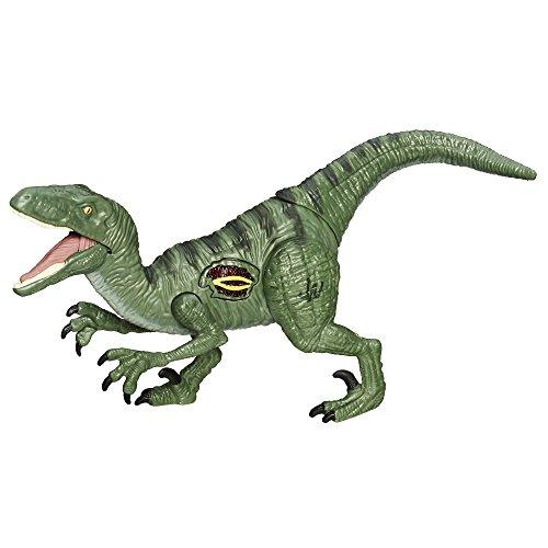 Jurassic World Velociraptor Charlie - bewegliche Saurier mit Funktionen