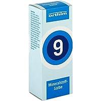 MINERALSTOFF-Salbe Nr.9 75 ml Salbe preisvergleich bei billige-tabletten.eu