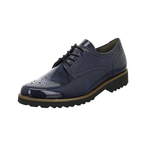 Gabor Shoes Gabor Comfort 86.385.36 Damen Sneaker, Blau