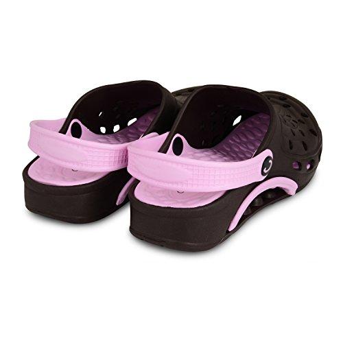 CoolersWp14-376 - Strap alla caviglia da ragazza' donna Brown/Pink