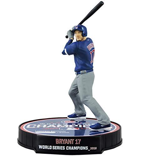 (Imports Dragon Kris Bryant Chicago Cubs 2016 World Series Champions MLB Figur (16 cm))