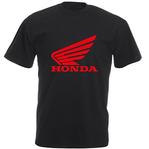 T Shirt Honda Racing Logo SR (Racing Shirts Honda)