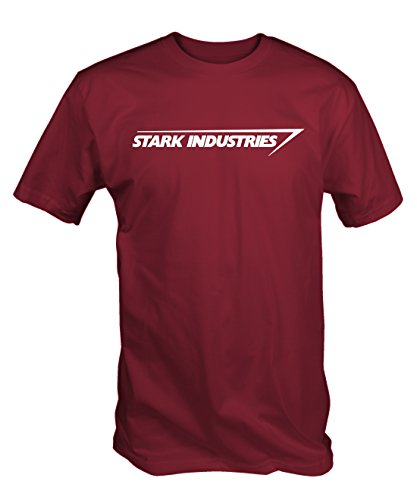 Stark Industries T Shirt ( Black or Red )