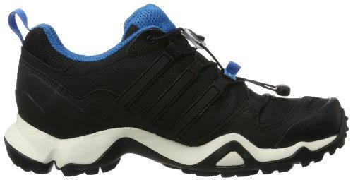 adidas Performance Terrex Swift R GTX Q21882 Damen Trekking & Wanderschuhe Schwarz (Black 1 / Black 1 / Hero Blue F13)
