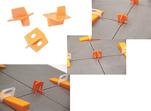 Verlegefix Fliesenkreuze 2,0 mm Fugenstärke