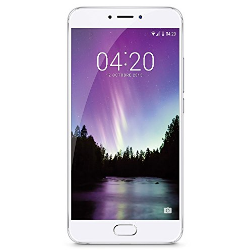 Meizu MX6 - Smartphone DE 5.5' (Deca Core Helio X20 1.4 GHz, Memoria Interna DE 32 GB, 4 GB de RAM, HD 720p),...