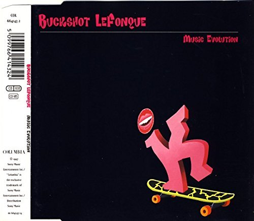 Music evolution by Buckshot LeFonque (1997-08-02)
