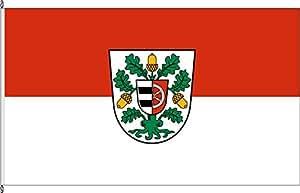 Bannerflagge Landkreis Offenbach - 150 x 400cm - Flagge und Banner