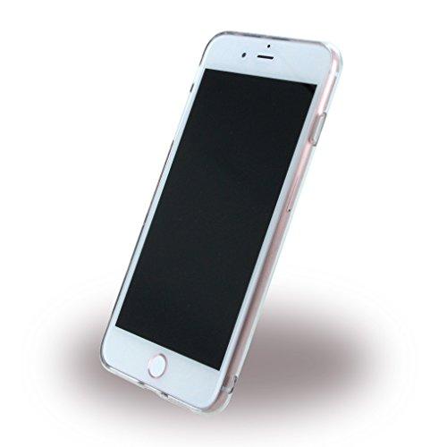 Guess Effet 3D TPU Étui pour Apple iPhone 7Plus Pourpre