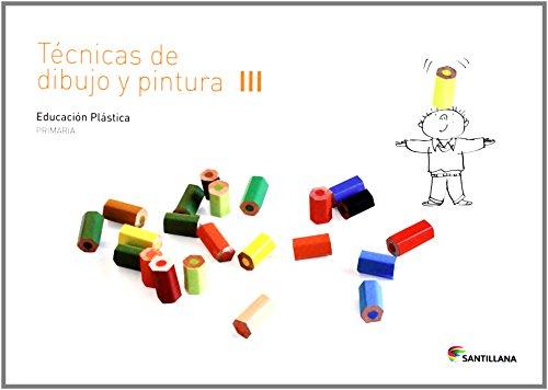 CUADERNO TECNICAS DE DIBUJO Y PINTURA III 3 PRIMARIA - 9788468017686 por Aa.Vv.