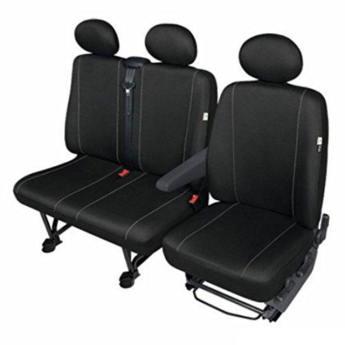 Preisvergleich Produktbild VOLKSWAGEN T5 - HERMES DV1+DV2- Das SET - Sitzbezüge Sitzbezug Schonbezüge Schonbezug