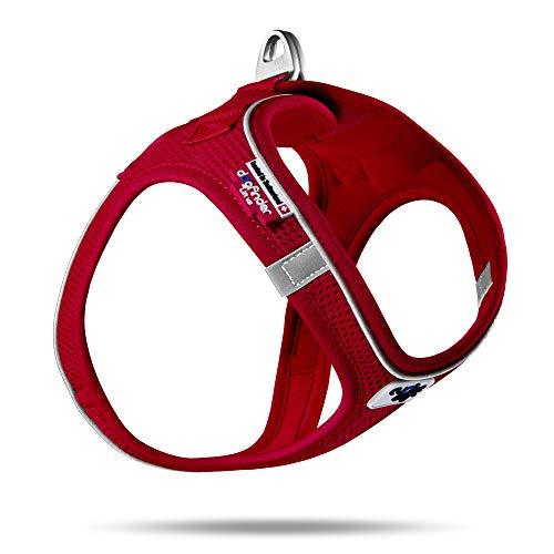 Curli Magnetic Vest Geschirr, Red
