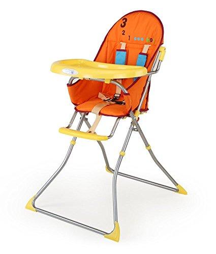 LuvLap Sunshine Baby Highchair - Yellow
