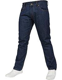 Newfacelook Hommes De Travail Jeans Heavy Duty Straight Fit Denim Pantalon