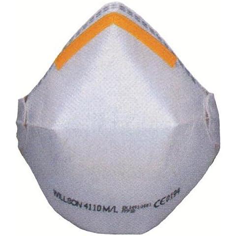 Honeywell 1005608Wilson, respiratore, 4111M/L (Confezione da 200)