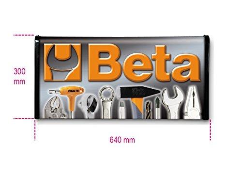 Preisvergleich Produktbild Beta 9582Li Luminous Zeichen für den Innenbereich, zweiseitig, 300mm Breite, 640mm Länge