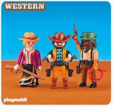 2 Cowboys vaquera