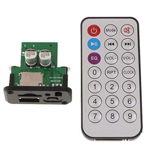 D DOLITY Bluetooth MP3 Decoder Modul Audio Empfang Board Unterstützung U-Disk/TF 5V Decoder-modul
