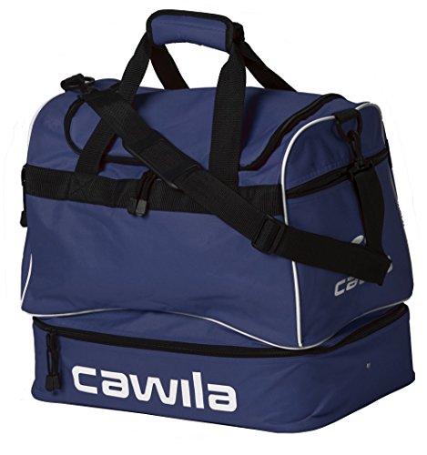Cawila Sporttasche Derby, mit Bodenfach, verschiedene Farben und Größen Marine