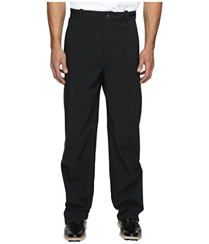 Nike Herren Hyper Storm-Fit Hose, Black/Wolf Grey/Reflective Silv, L -