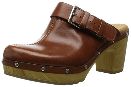 Clarks Damen Pantolette 5,5 UK (Clogs Clarks Damen Schuhe)