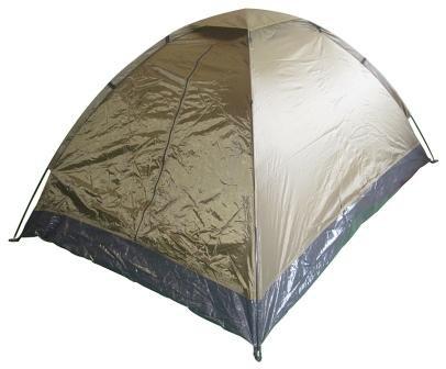 Tente 2 places Igloo Mil-Tec vert olive