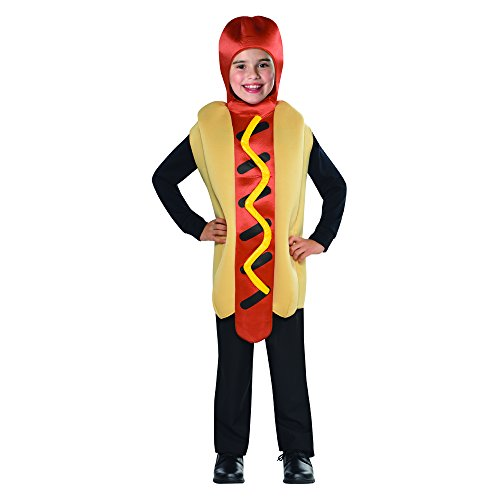 Children's Hot Dog Costume for Size -