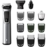 Philips MG7715/15 13-in -1 Face, Hair and Body Multigroomer Trimmer (Gray)