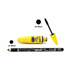 Bonjour Paris High Volume Mascara + Bonjour Paris Kajal Pencil