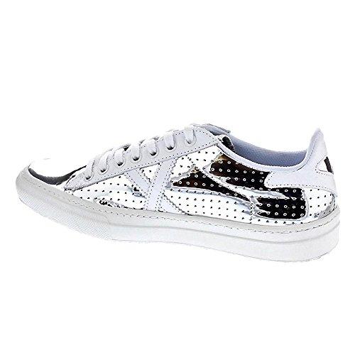 Munich, Sneaker donna argento argento 36 Argento
