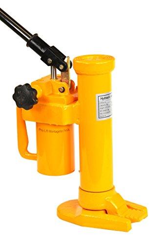 Pro-Lift-Montagetechnik 5t Maschinenheber MH-Serie, Hydraulikzylinder, 00003 Test