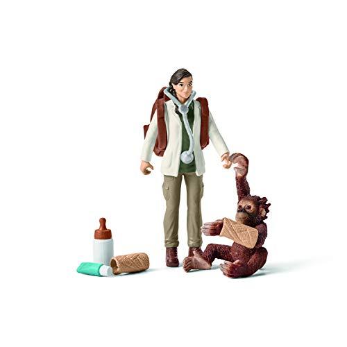 Schleich 42353 - Tierärztin im Einsatz - Spielzeug