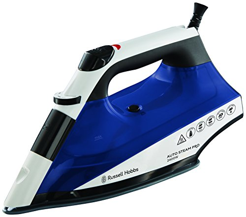 Russell Hobbs 22522 Auto Pro-cerámica Soleplate 2400W Steam Iron