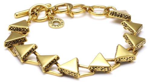 Pilgrim Jewelry Damen-Armband aus der Serie Philosophy vergoldet 16.5 cm 151312102