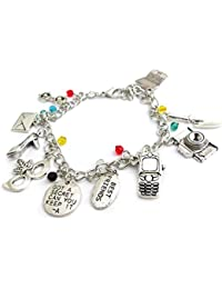 Bracelet Breloques - Pretty Little Liars