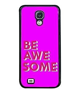 FUSON Designer Back Case Cover for Samsung Galaxy S4 I9500 :: Samsung I9500 Galaxy S4 :: Samsung I9505 Galaxy S4 :: Samsung Galaxy S4 Value Edition I9515 I9505G (Make Differnece To Others Life Take Your Dreams )