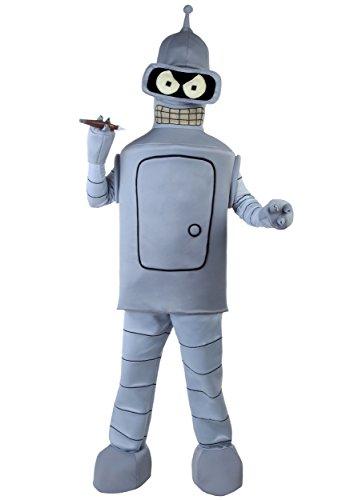 Adult Bender Fancy dress costume -