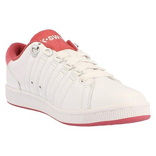 K-Swiss Lozan III Damen Freizeit Sneaker Weiß