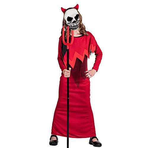 Halloween kostüm S.CHARMA Kostüme für Erwachsene Cosplay Unheimlich -