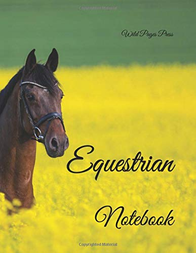 Equestrian: Notebook por Wild Pages Press