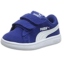 PUMA Unisex Kids Smash V2 Sd V Inf Low-Top Sneakers