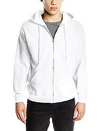 Fruit of the Loom Zip Hooded Sweatshirt - Sweat-shirt àcapuche - Homme