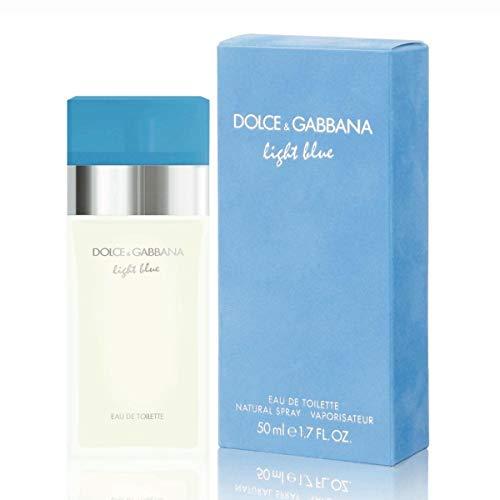 Dolce&Gabbana Damendüfte Light Blue Eau de Toilette Spray 50 ml - Dolce & Gabbana Light Blue Eau De Toilette Spray